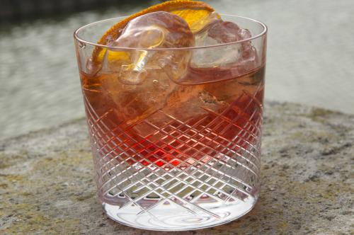 Cocktail Twisted Negroni