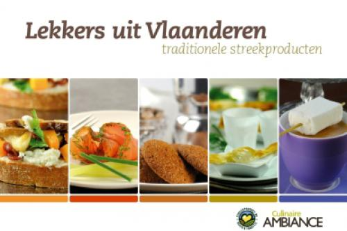 Streekproducten in Culinaire Ambiance